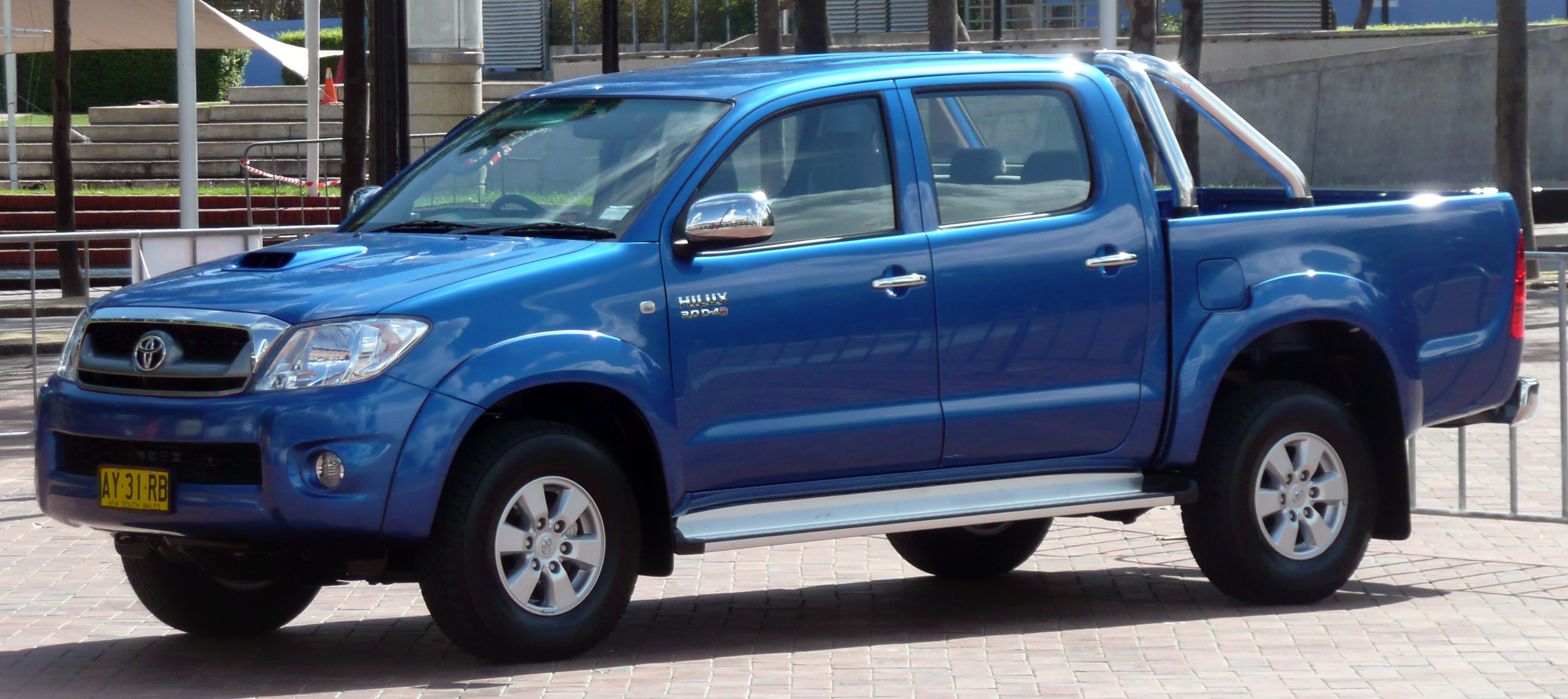 Toyota Hilux photo 02