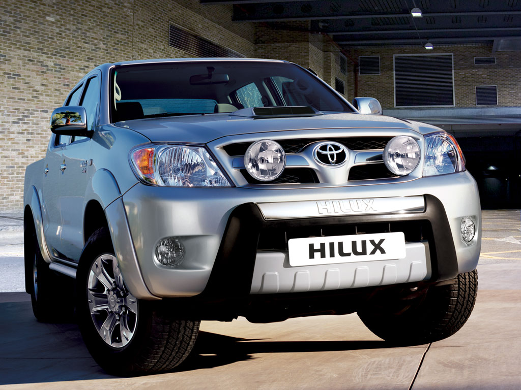 Toyota Hilux photo 10