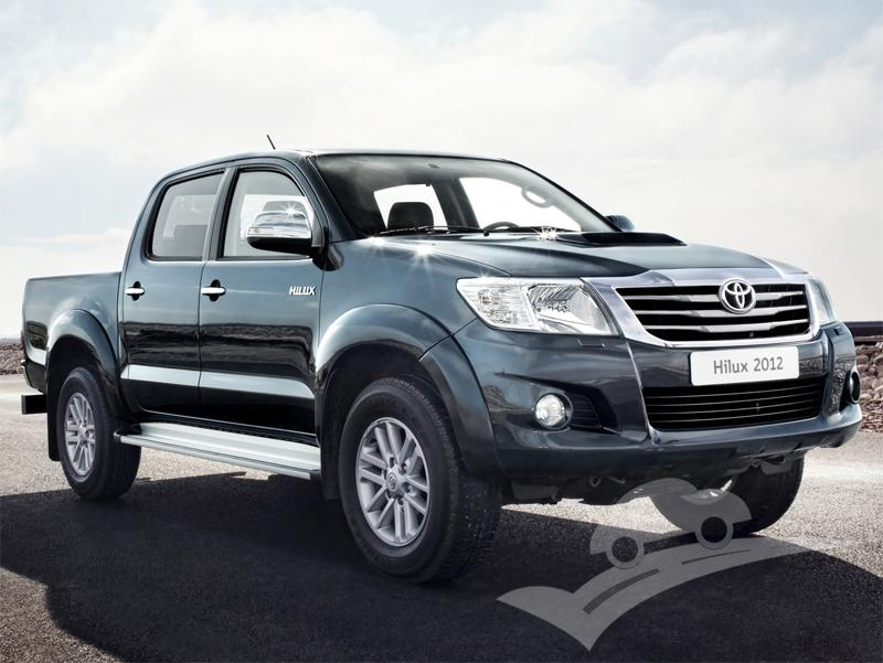 Toyota Hilux 3.0 D-4D photo 15