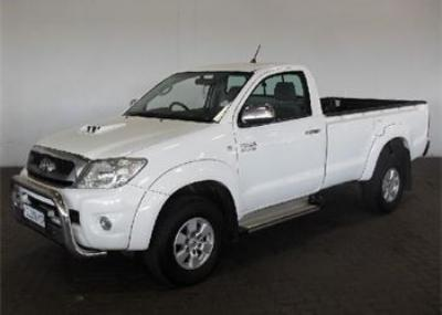 Toyota Hilux 3.0 D-4D photo 16