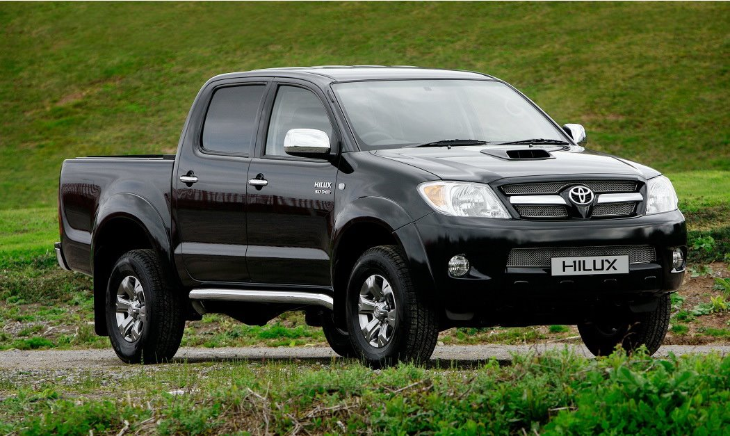 Toyota Hilux 3.0 D-4D photo 17