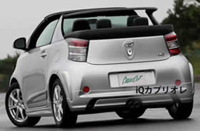 Toyota iQ photo 15