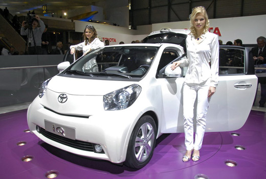 Toyota iQ photo 16