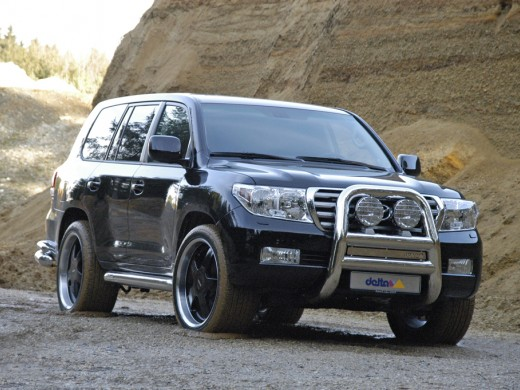 Toyota Land Cruiser V8 photo 04