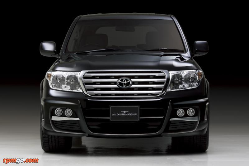 Toyota Land Cruiser V8 photo 07