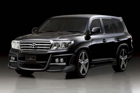 Toyota Land Cruiser V8 photo 14