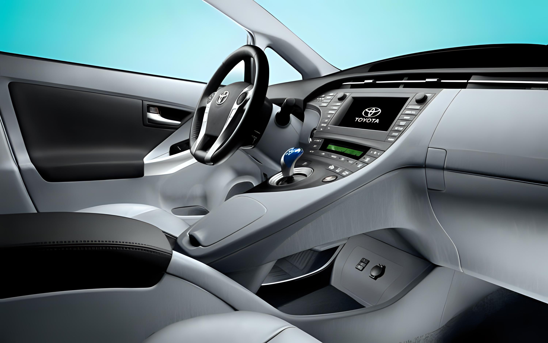 Toyota Prius 20 не работает механизм р #11