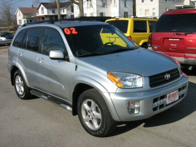Toyota RAV4 2.0 VVTi photo 11