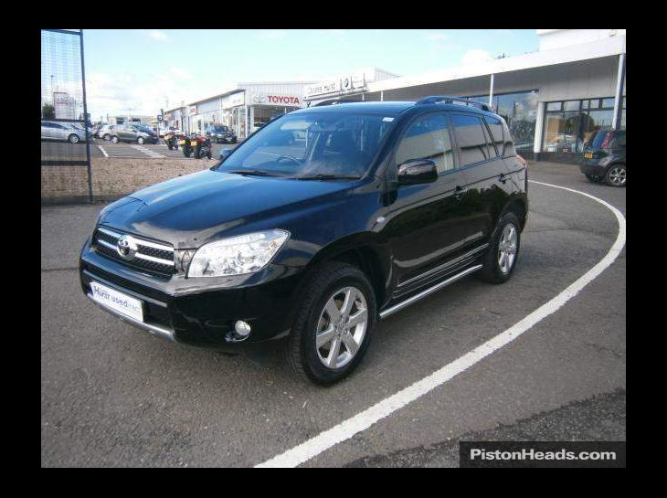 Toyota RAV4 2.0 VVTi photo 13