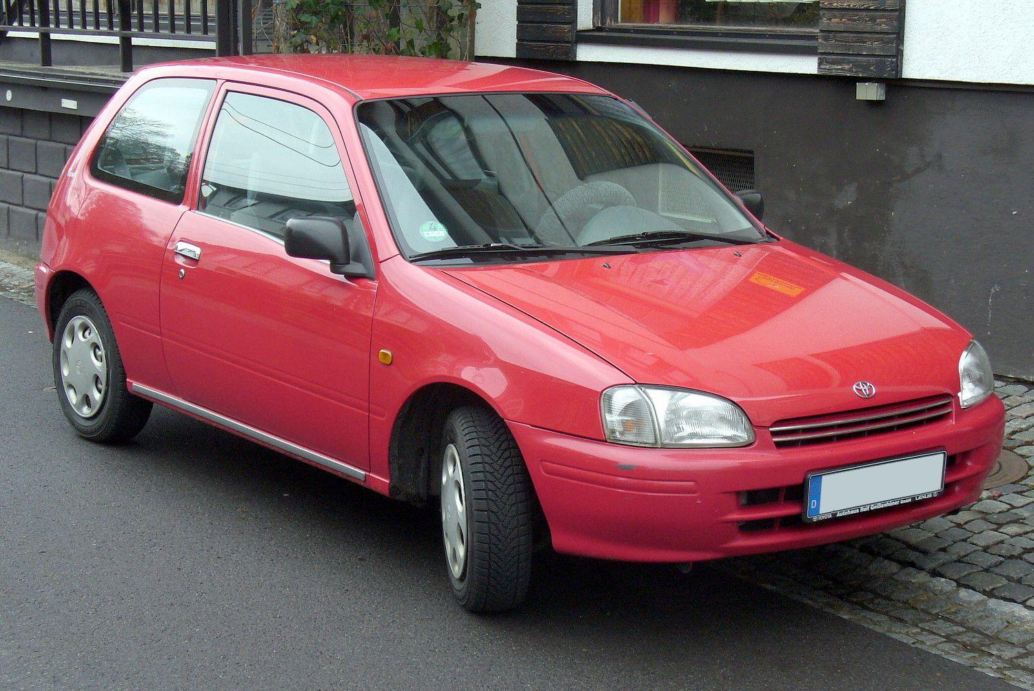 Toyota Starlet image #2
