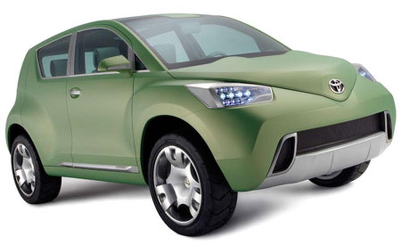 Toyota Urban Cruiser technical details history photos on Better