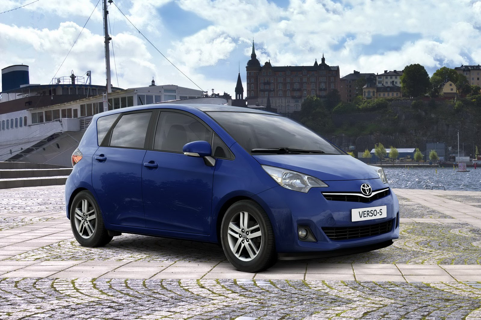 Toyota Verso S Technical Details History Photos On