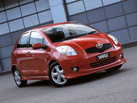 Toyota Yaris photo 09