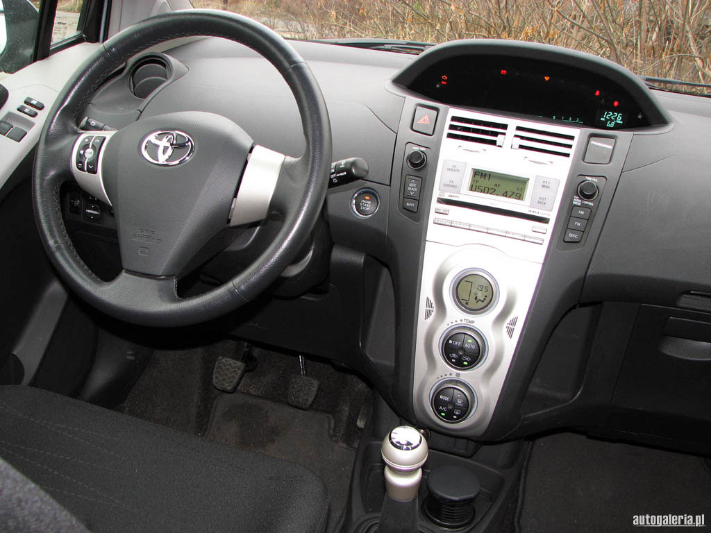 Toyota Yaris 1 4 D 4d Technical Details History Photos On Better Parts Ltd