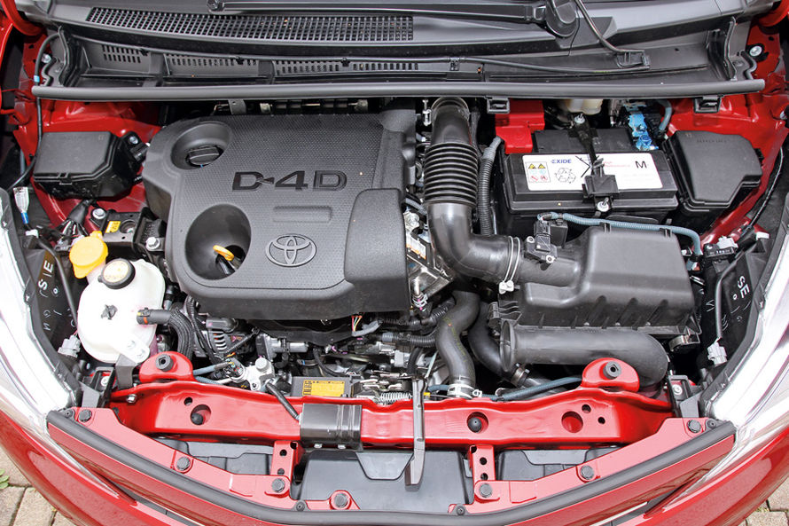 Toyota Yaris 14 D4d Technical Details History Photos On Better