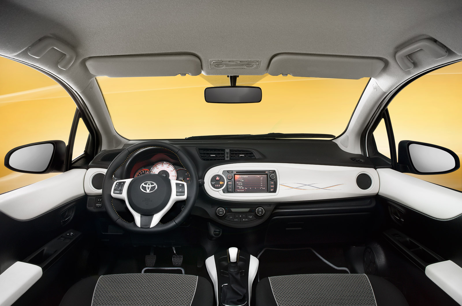 Toyota Yaris Edition S Technical Details History Photos