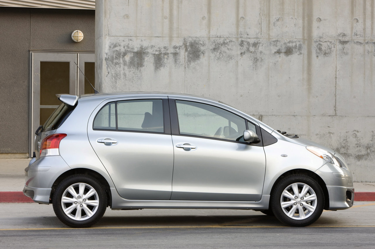 Toyota yaris style technical details history photos on better parts ltd