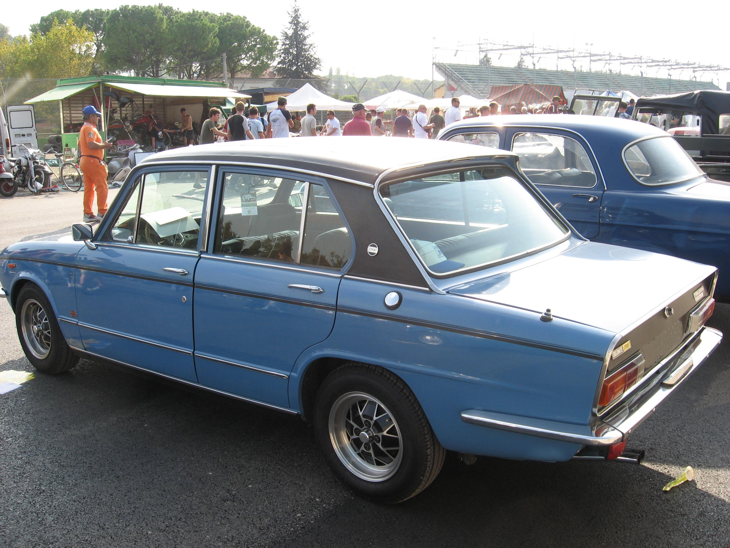 Triumph Dolomite photo 01