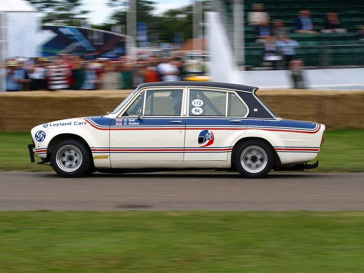 Triumph Dolomite photo 02