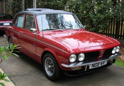 Triumph Dolomite photo 04