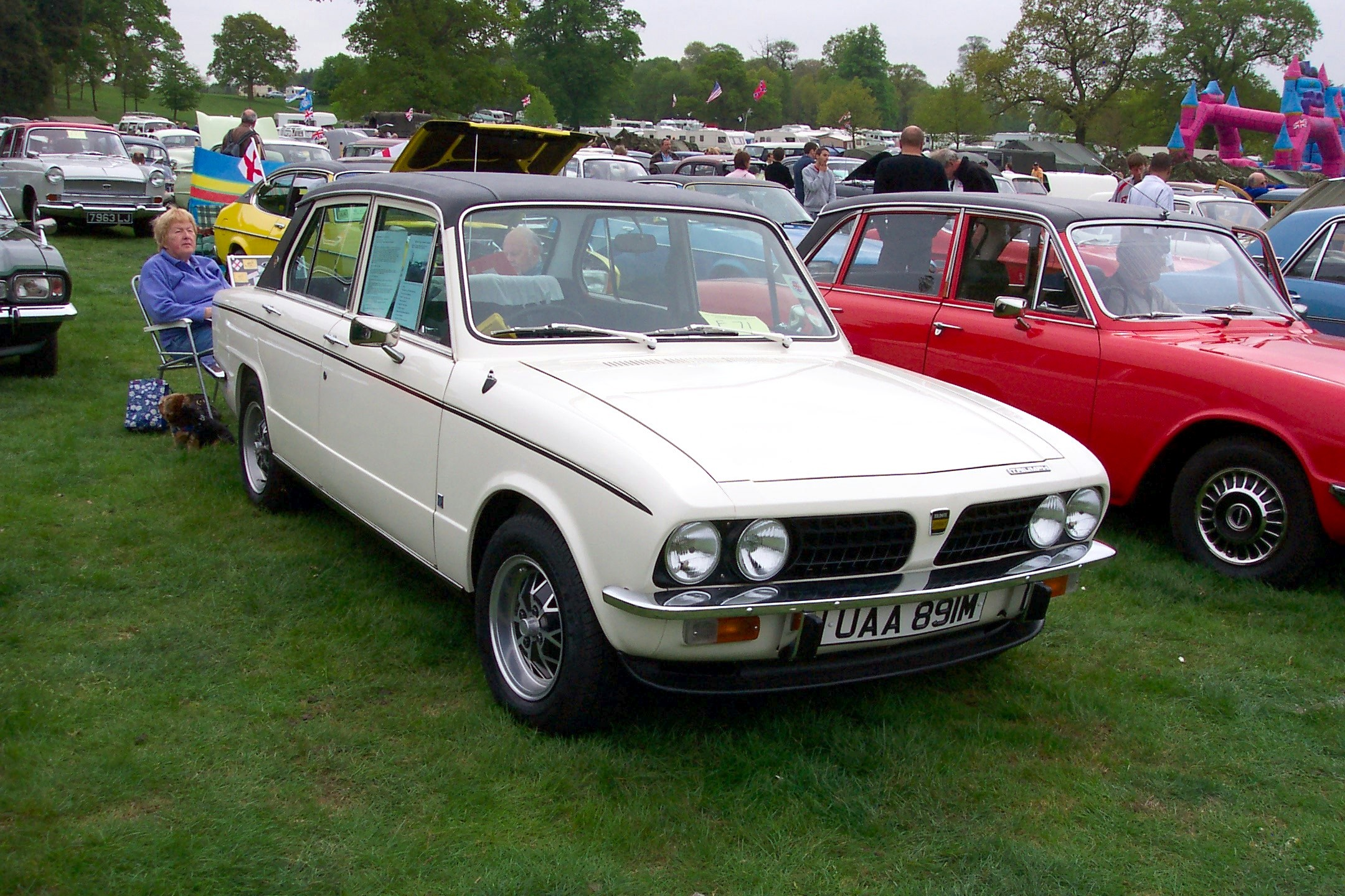 Triumph Dolomite photo 10