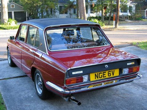 Triumph Dolomite photo 12