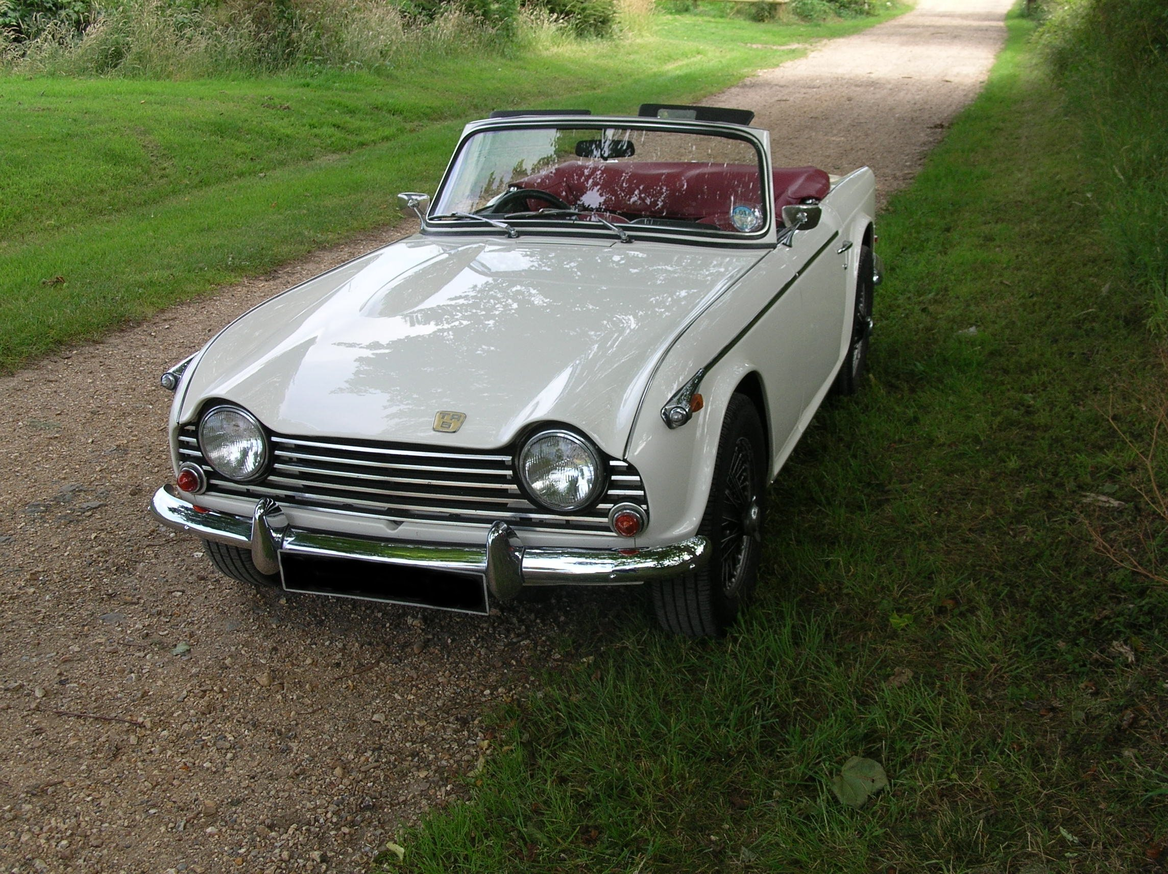 Triumph TR5 photo 01