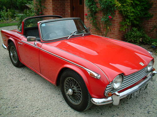 Triumph TR5 photo 05