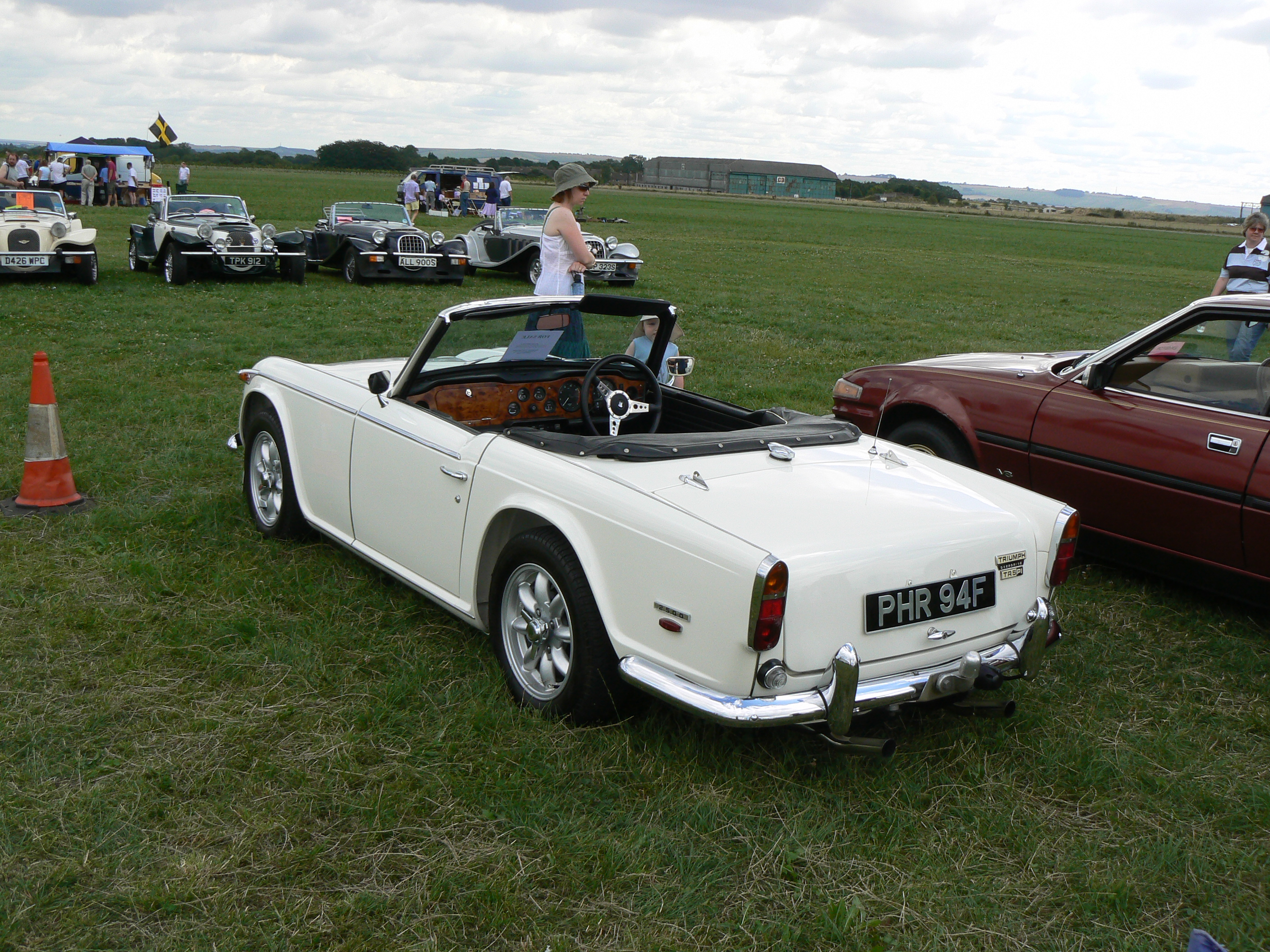 Triumph TR5 photo 06