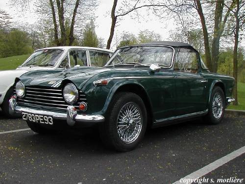 Triumph TR5 photo 07