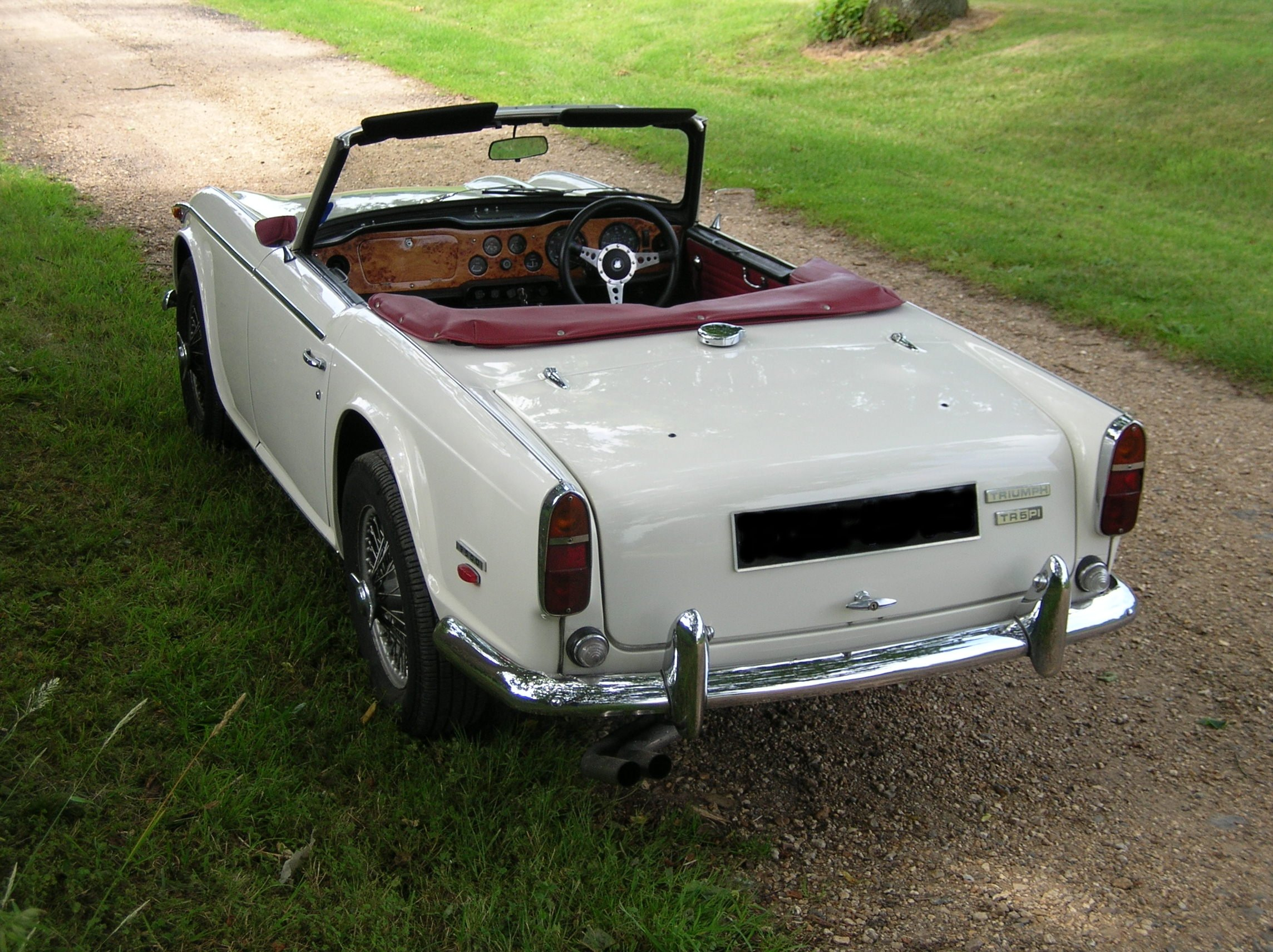 Triumph TR5 photo 10