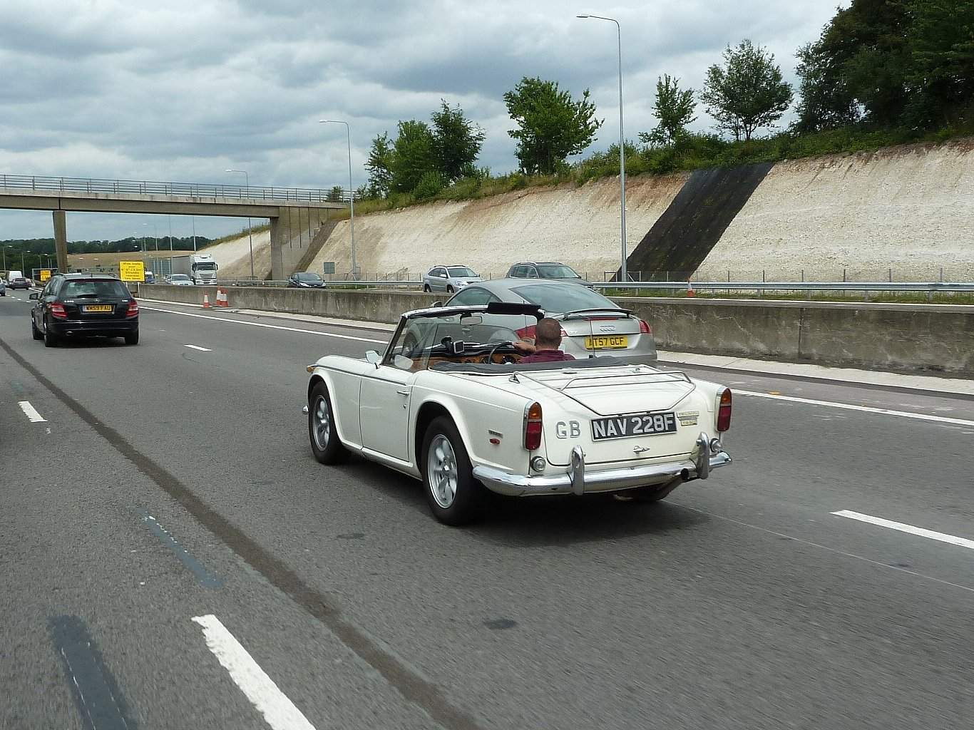 Triumph TR5 photo 11