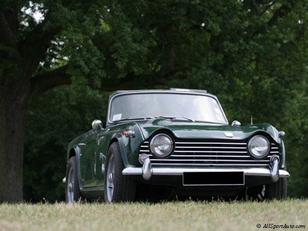 Triumph TR5 photo 12