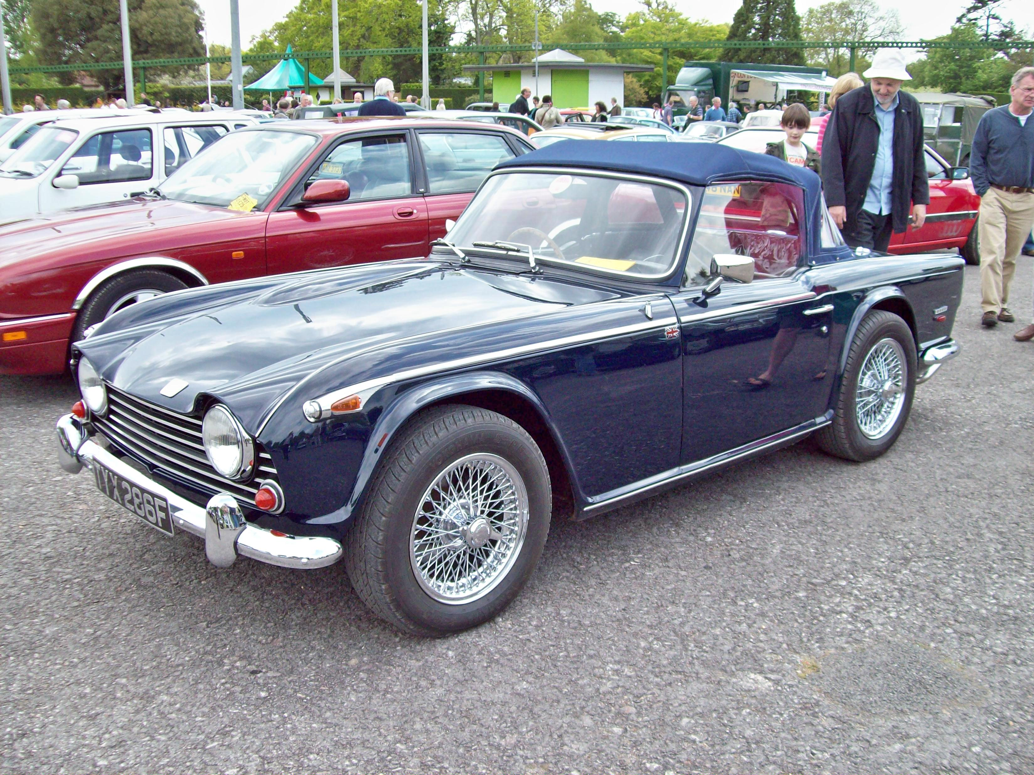 Triumph TR5 photo 13