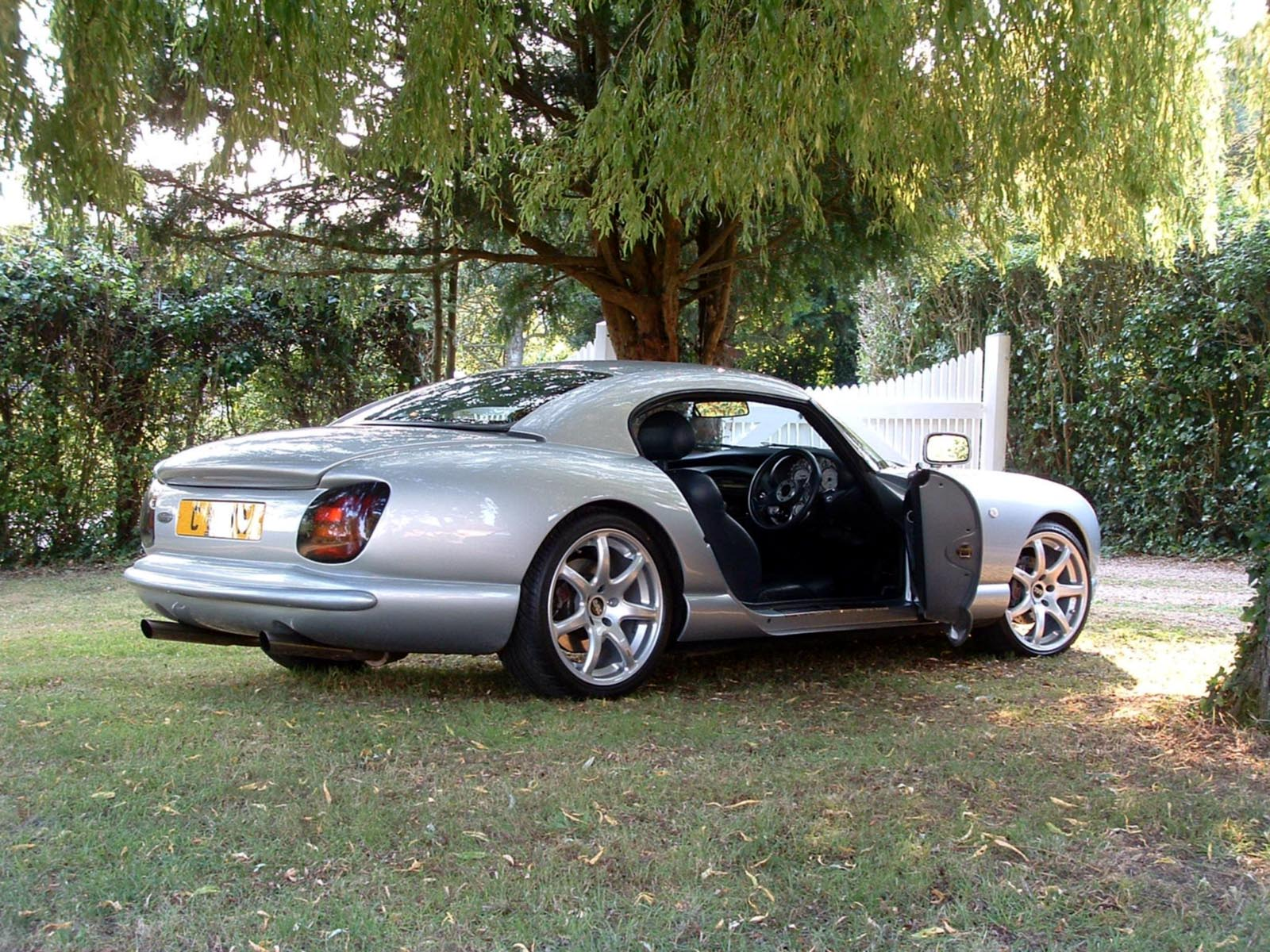 tvr griffith parts for sale used 1998 tvr griffith 500 v8. Black Bedroom Furniture Sets. Home Design Ideas