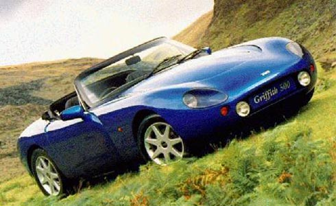 TVR Griffith image #7