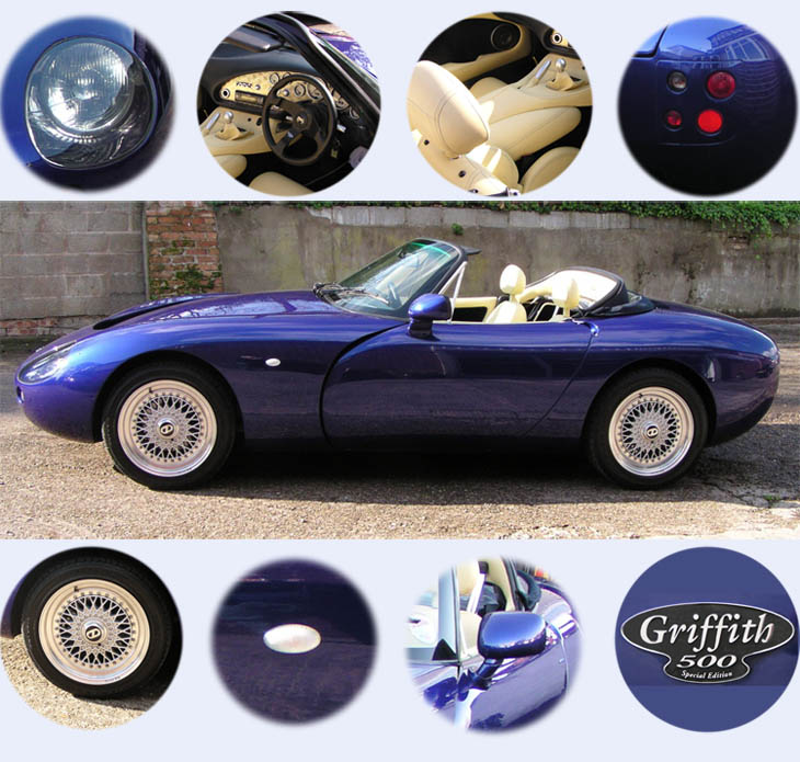 TVR Griffith image #8