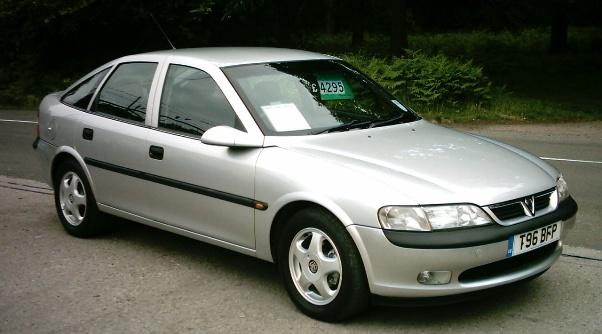 Vauxhall Vectra history, photos on Better Parts LTD