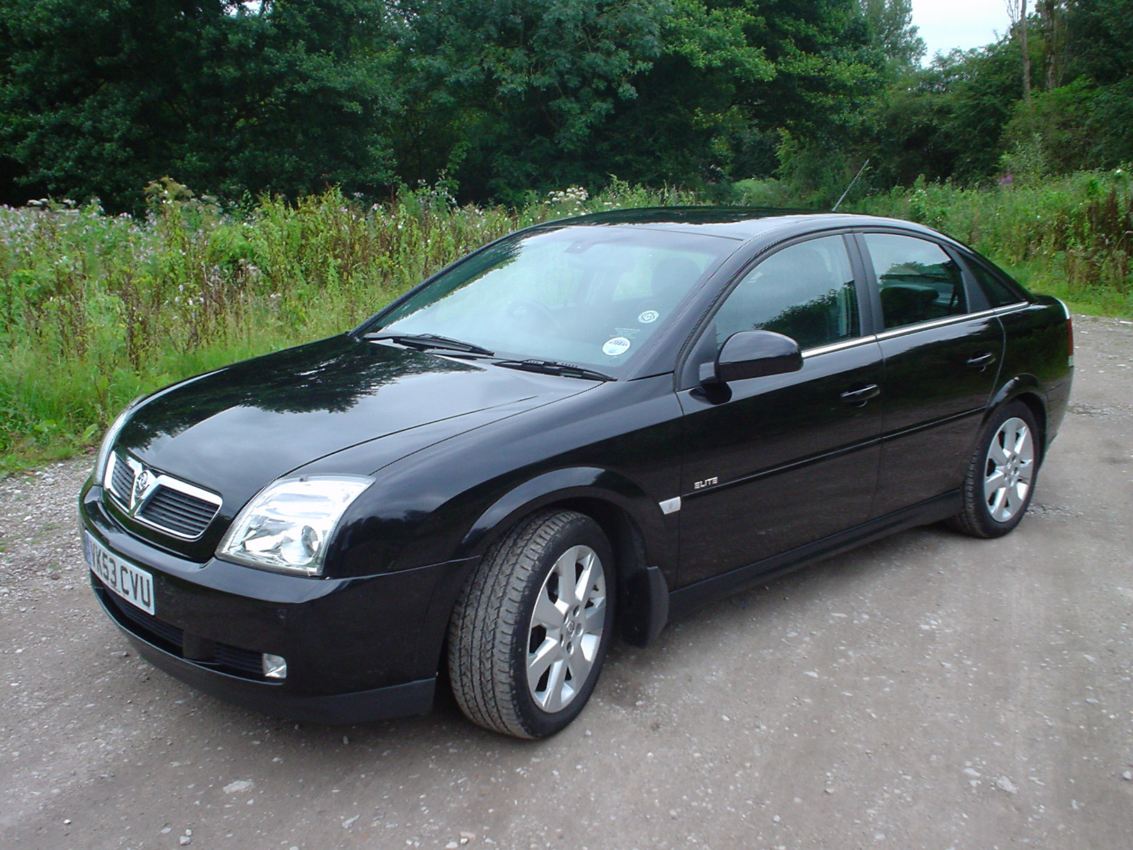 S80 Volvo 2017 >> Vauxhall Vectra history, photos on Better Parts LTD