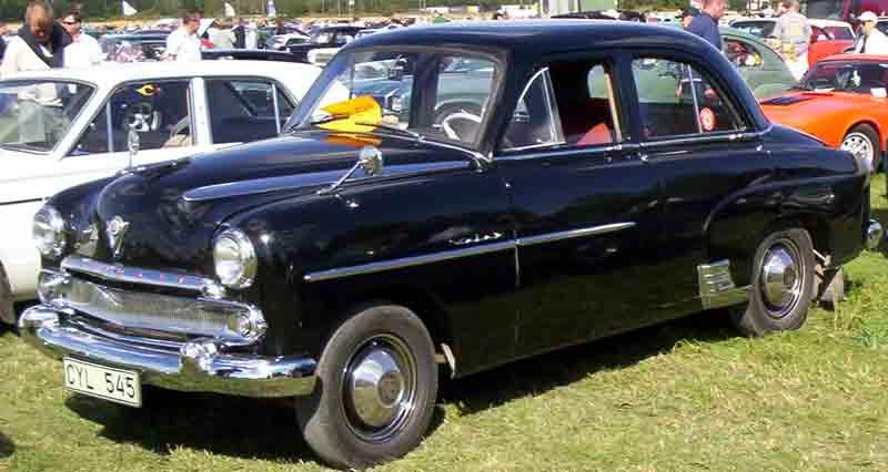 Vauxhall Velox History Photos On Better Parts Ltd