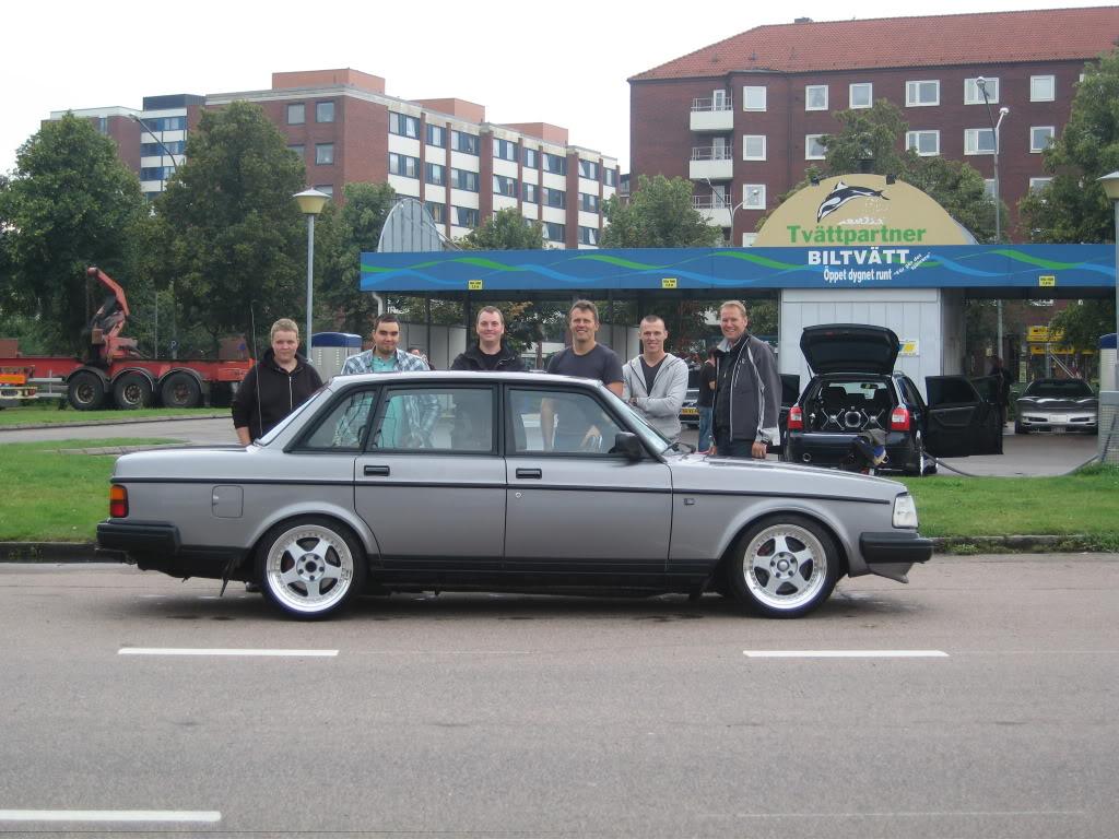 Volvo 240 photo 12