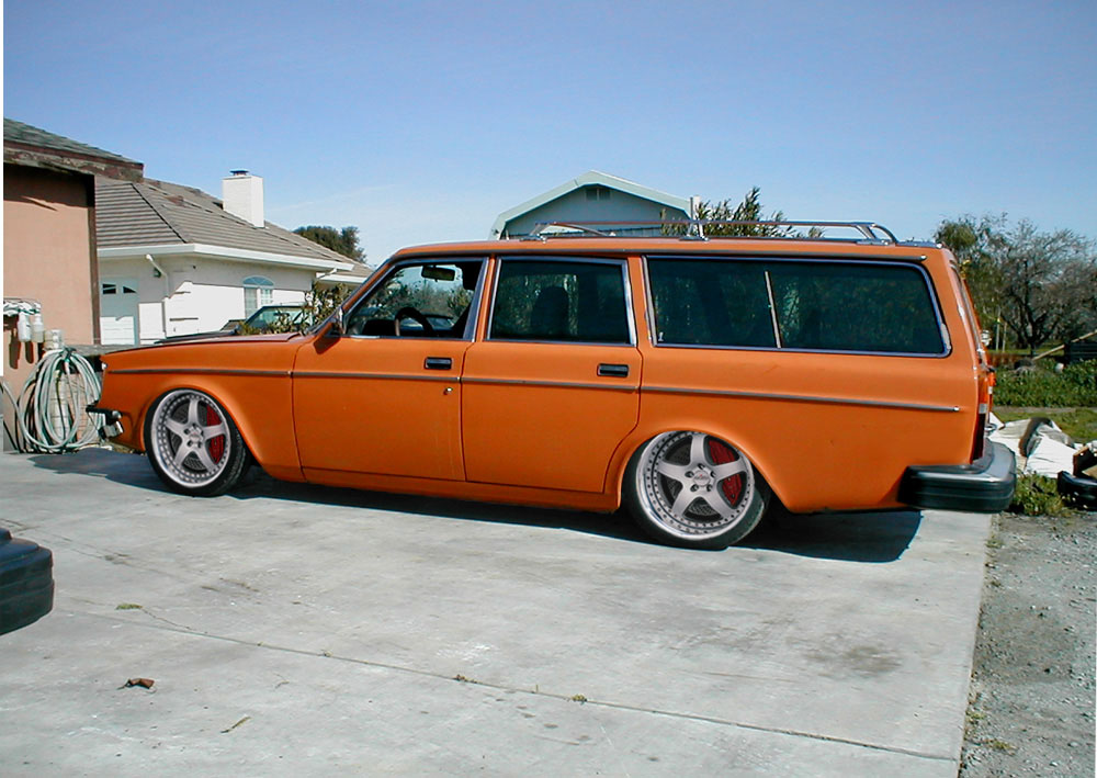 Volvo on 1991 Volvo 740 Turbo Wagon