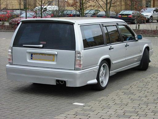 Volvo 745 technical details, history, photos on Better Parts LTD