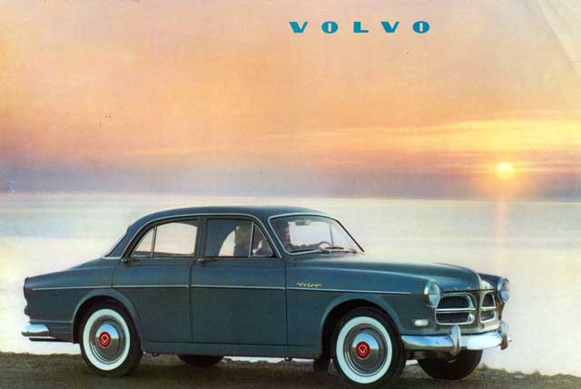 Volvo Amazon image #4