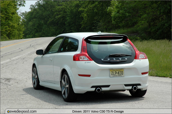 Volvo C30 T5 Technical Details History Photos On Better