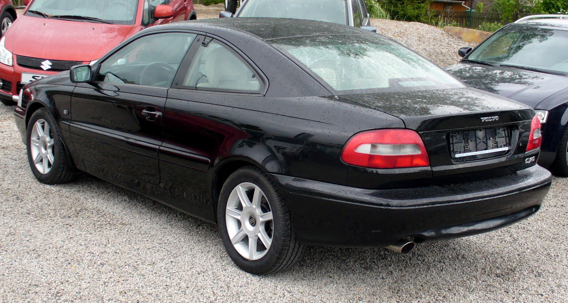 Volvo c70 coup photo 01