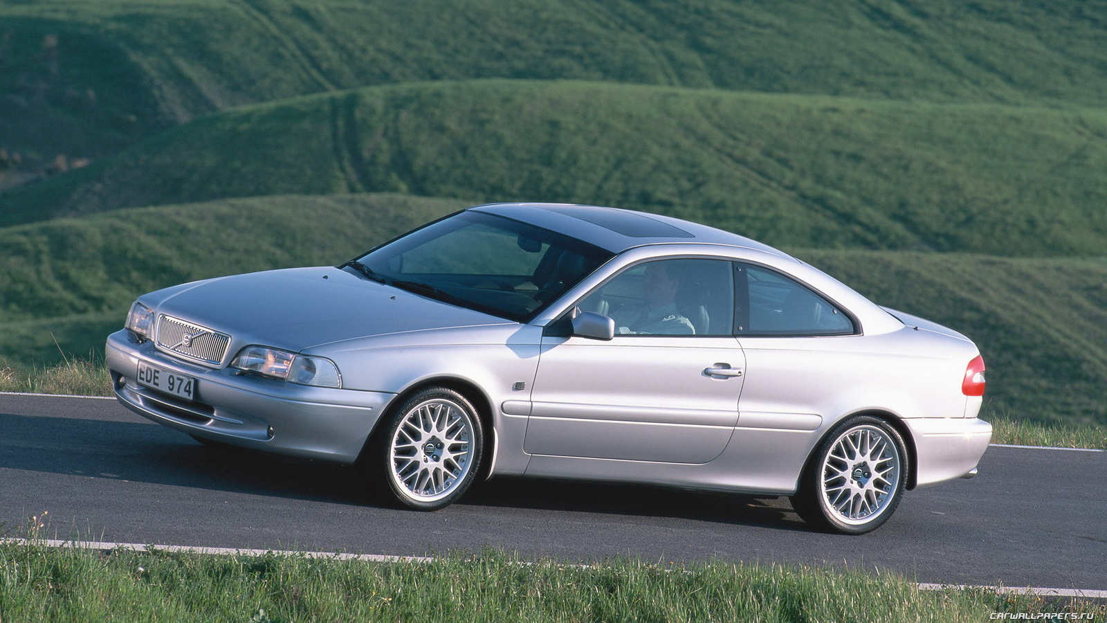 Volvo c70 coup photo 06