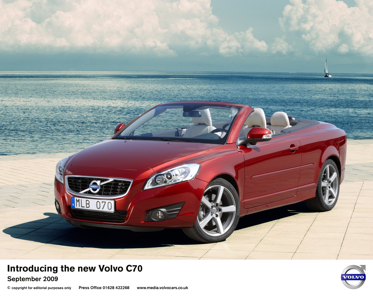 volvo c70 coup cabrio technical details history photos. Black Bedroom Furniture Sets. Home Design Ideas