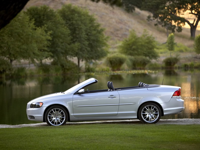 volvo c70 t5 cabrio technical details history photos on. Black Bedroom Furniture Sets. Home Design Ideas