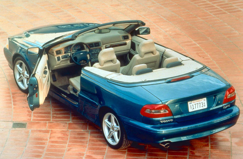 volvo c70 t5 cabrio image 12. Black Bedroom Furniture Sets. Home Design Ideas